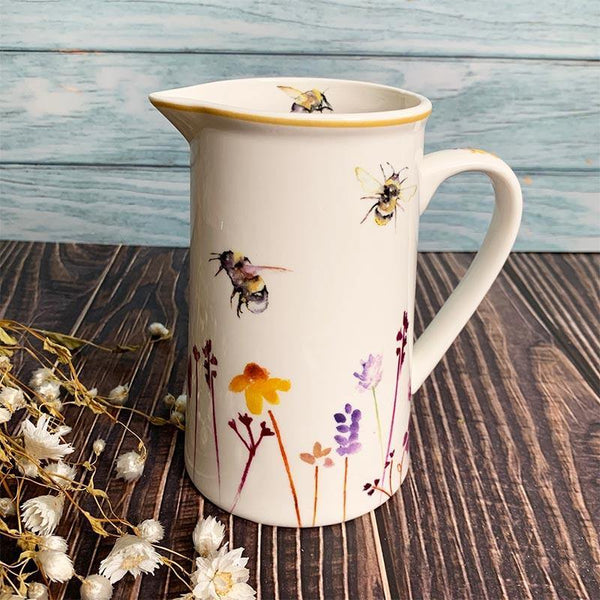Bee design Jug