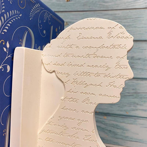 Jane Austen Bookend (Single) - JaneAusten.co.uk
