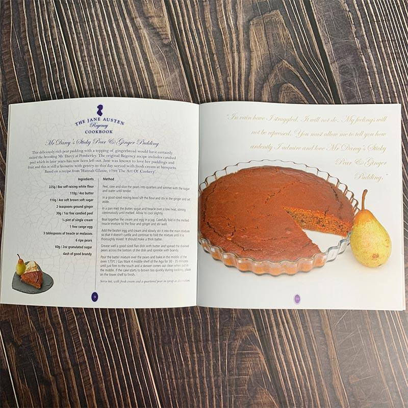 The Jane Austen Regency Cookbook by Jayne Nicholas - JaneAusten.co.uk