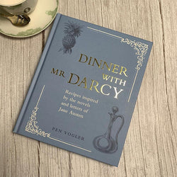 Dinner With Mr Darcy - Recipe Book - Signed By The Author