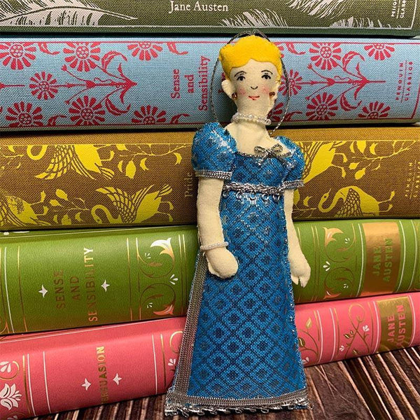 Emma Doll - Emma Decoration - JaneAusten.co.uk