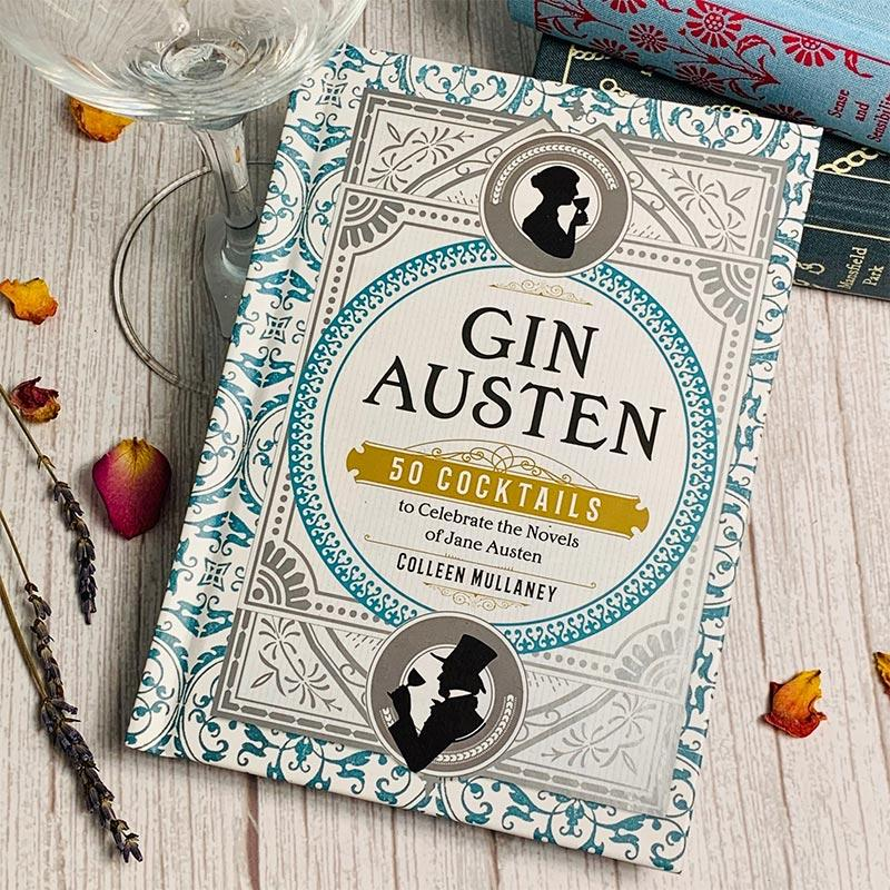 Gin Austen: 50 cocktail per celebrare i romanzi di Jane Austen - JaneAusten.co.uk