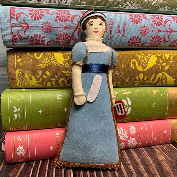 Jane Austen Doll - Jane Austen Decoration - JaneAusten.co.uk