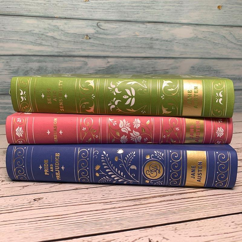 Barnes & Noble Leatherbound Classics - Jane Austens Stolz und Vorurteil - JaneAusten.co.uk