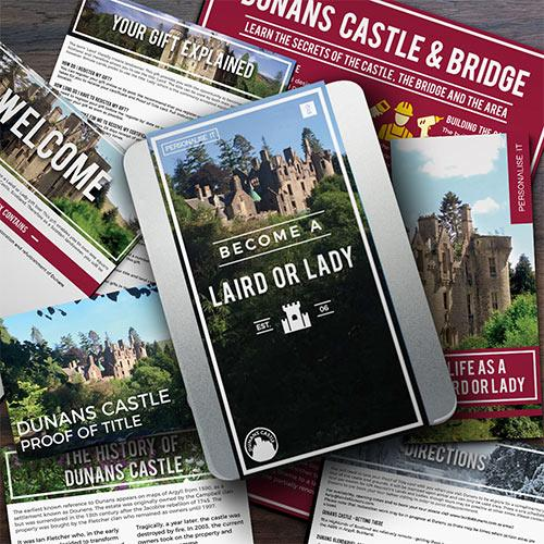 Become a Laird or Lady! - JaneAusten.co.uk