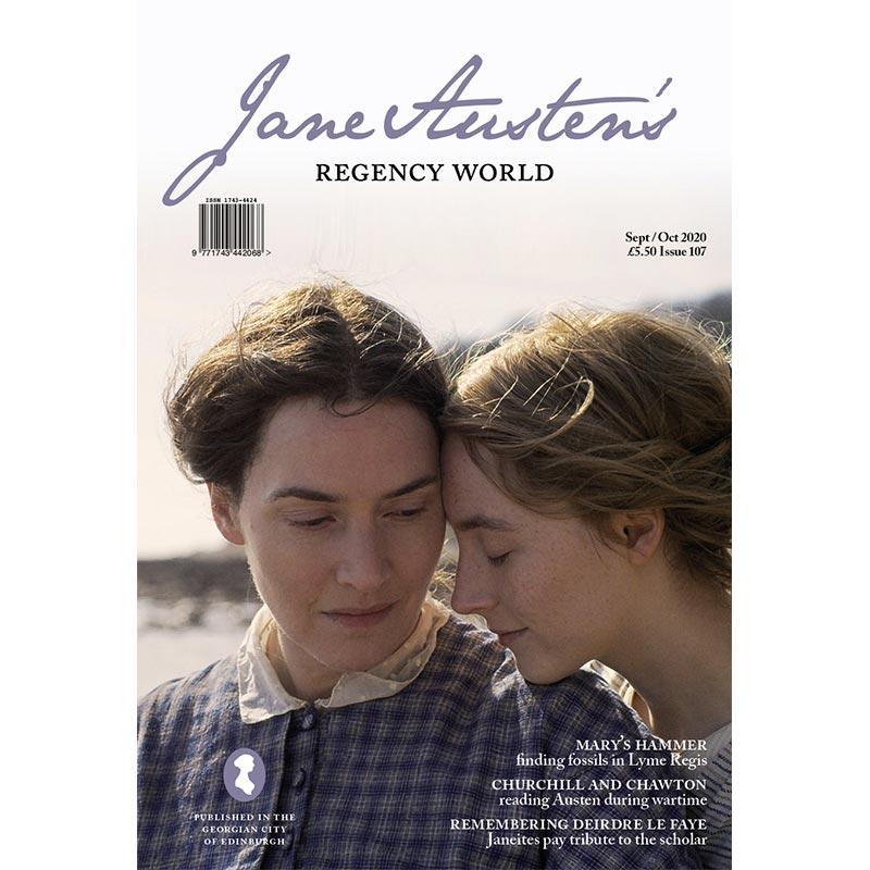 Jane Austen's Regency World Magazine Collection - JaneAusten.co.uk