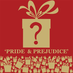 Jane Austen 'Pride & Prejudice' themed Mystery Care Package