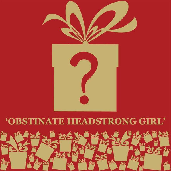 Jane Austen 'Obstinate Headstrong Girl' Mystery Care Package - JaneAusten.co.uk
