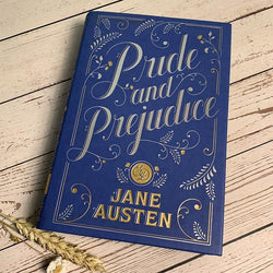 Barnes & Noble Leatherbound Classics - Jane Austen's Pride and Prejudice - JaneAusten.co.uk