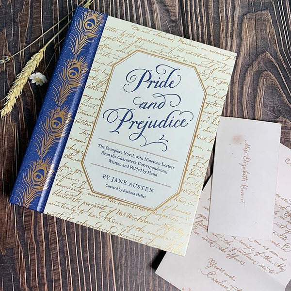 Deluxe Pride and Prejudice Edition Curated by Barbara Heller