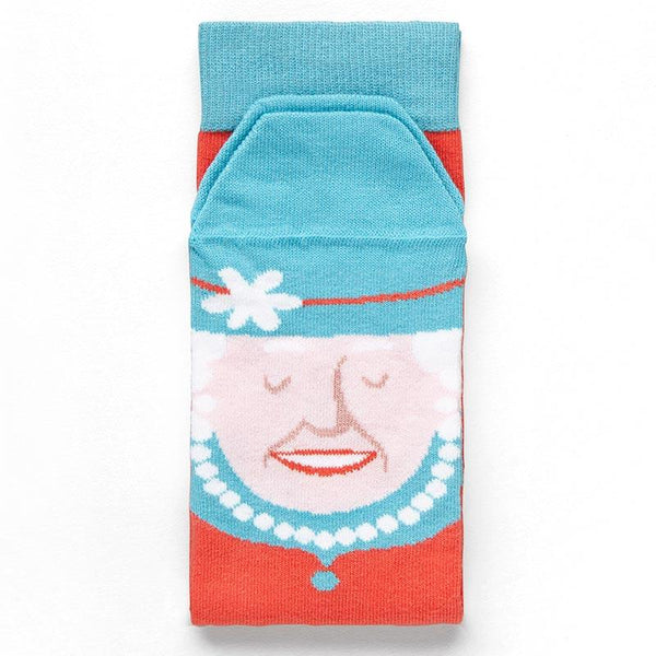 The Sock Queen Socks - JaneAusten.co.uk