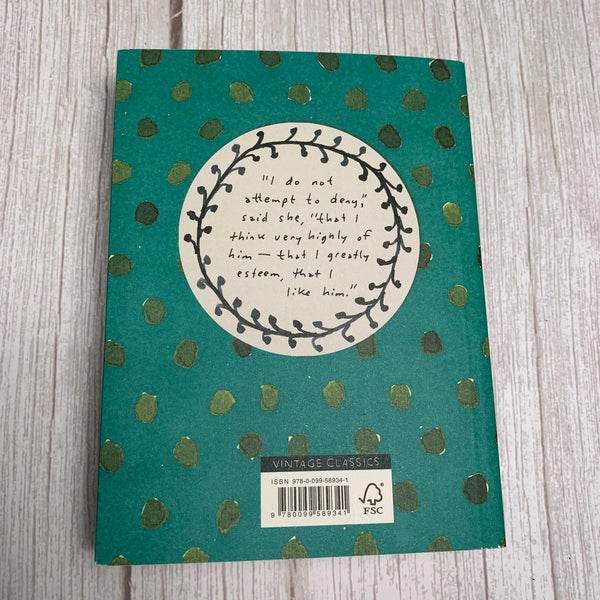 Sense and Sensibility Vintage Classics - JaneAusten.co.uk