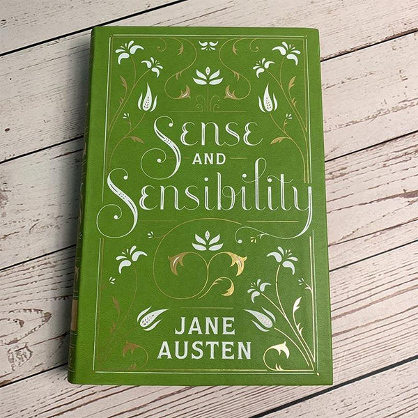 Barnes & Noble Leatherbound Classics - Jane Austen's Sense and Sensibility - JaneAusten.co.uk