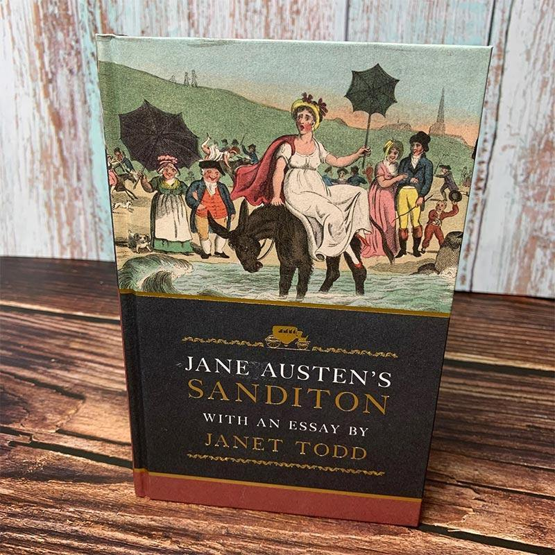 Jane Austen's Sanditon with an Essay by Janet Todd