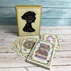A Jane Austen Playing Card And 'Tarot' Deck - JaneAusten.co.uk