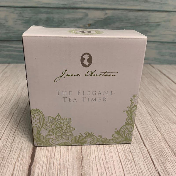 The Elegant Jane Austen Tea Timer - JaneAusten.co.uk