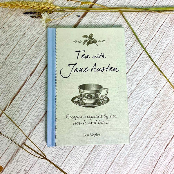Tea With Jane Austen by Pen Vogler - Signed By The Author - JaneAusten.co.uk