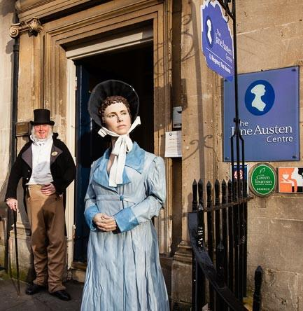 Jane Austen Center Tickets - JaneAusten.co.uk
