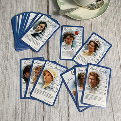 Official Jane Austen Top Trumps Card Game - Jane Austen Online