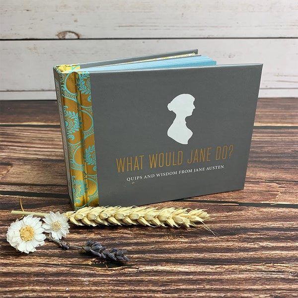 What Would Jane Do? - Pocket Book - JaneAusten.co.uk