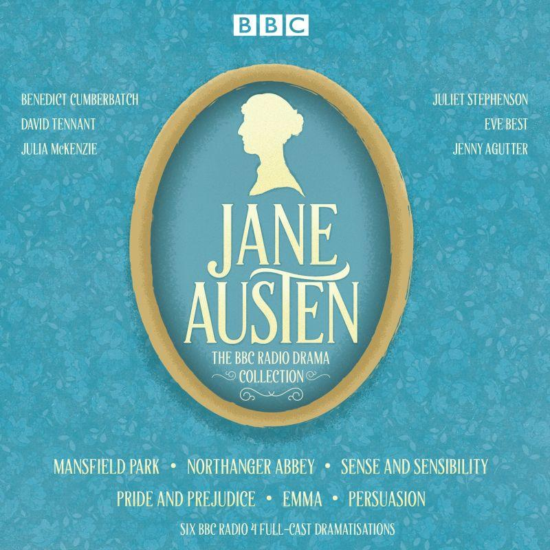 Jane Austen - Die BBC Radio Drama Collection (15 CDs) - JaneAusten.co.uk