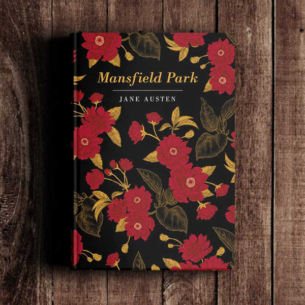 Luxury Mansfield Park Copertina rigida - JaneAusten.co.uk