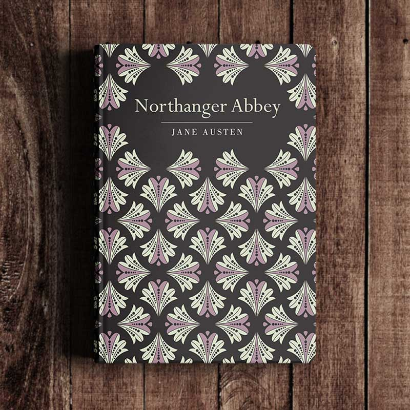 Luxury Northanger Abbey Hardback - Jane Austen Online