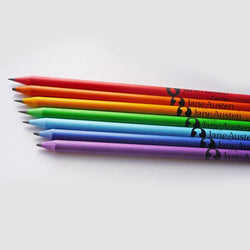 Jane Austen Centre Pencil - Various Colours - JaneAusten.co.uk