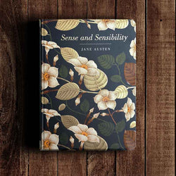 Luxury Sense and Sensibility Hardback - Jane Austen Online