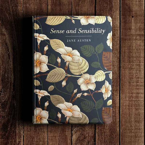 Luxury Sense and Sensibility Copertina rigida - JaneAusten.co.uk