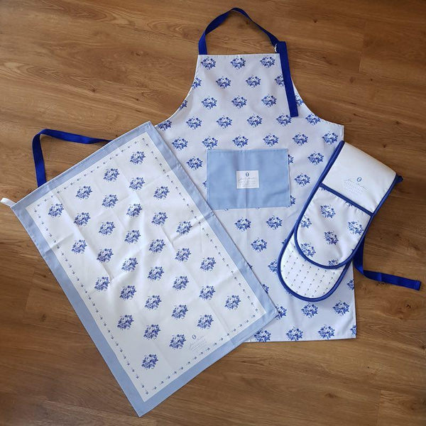 Exclusive Jane Austen Apron - Netherfield Collection - Jane Austen Online