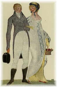 Fashion plate from
