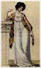 From Costume Parisien, 1801