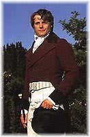 Anthony Calf as Col. Fitzwilliam in A&E's Pride and Prejudice. Col. Fitzwilliam (Cousin to Mr. Darcy) was the younger son of the Earl of ---, who had bought his commission.