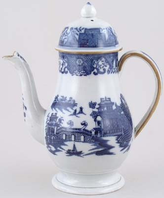 The Mikado pattern by Crown Derby is reported by some to be the Austen pattern.