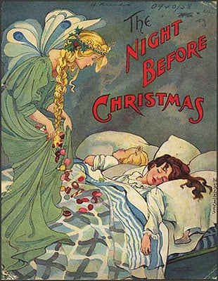 1907 Cover of A Visit from Saint Nicholas.