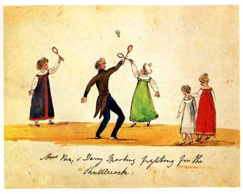 From Mrs. Hurst Dancing, by Diana Sperling