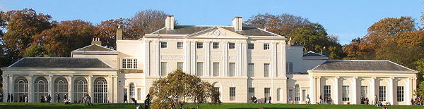 Kenwood House as it appears today.