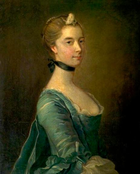 Clementina Walkinshaw, Charles's mistress from 1752 until 1760, and mother of his daughter Charlotte Stuart