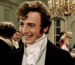 Pride and Prejudice's Mr. Bingley is perhaps the jolliest of 'Jolly Good Fellows'.