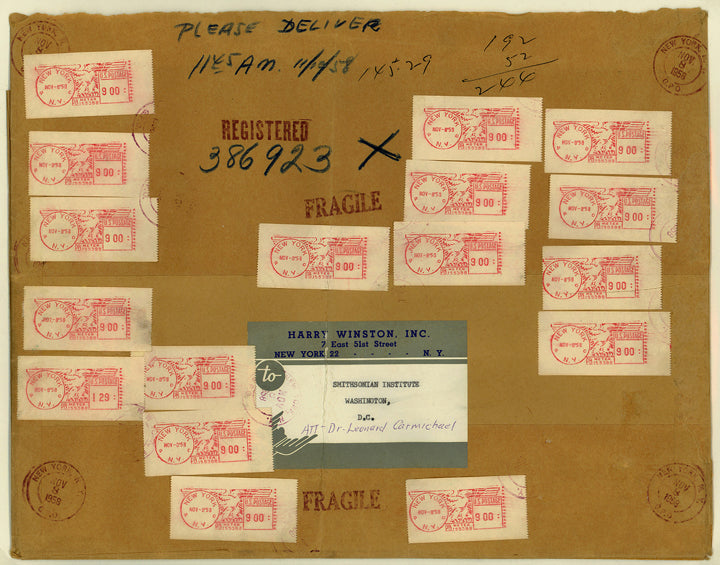 Hope_Diamond_US_Mail_parcel-1958