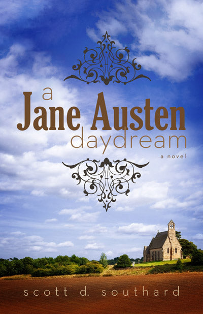 A sneak preview of the cover for A Jane Austen Daydream