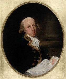 Captain (later Admiral) Arthur Phillip RN (11 October 1738 – 31 August 1814) was the first Governor of New South Wales.