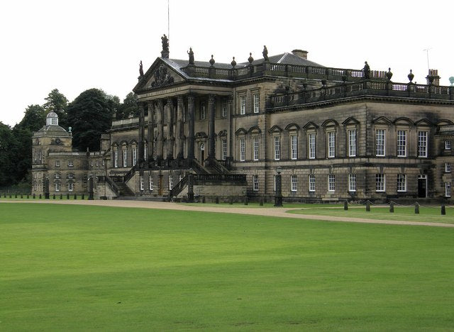 Wentworth Woodhouse, as it appears today, resembles Pemberley in many respects.