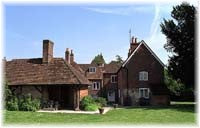 Chawton Cottage, used by permission from William Kemp