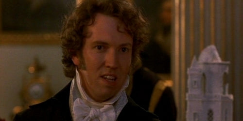Sense and Sensibility's Robert Ferrars is undoubtedly in the Fop category.