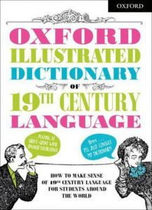 Oxford Dictoionary of 19th Century Language