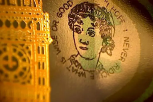 The Jane Austen News is on the Hunt for Jane fivers
