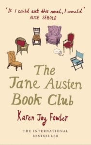 The Jane Austen Book Club Karen Joy Fowler