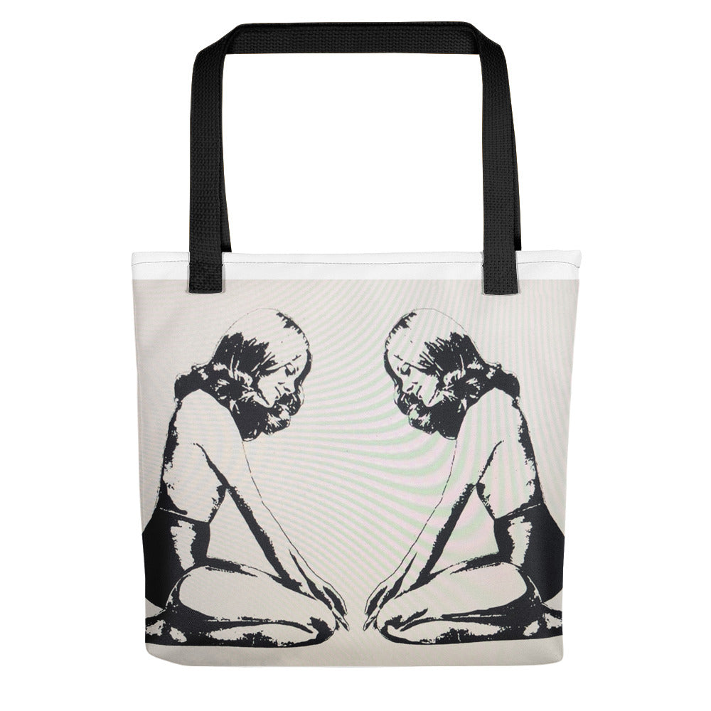 Summer of Lust Tote bag - Goldengen Print